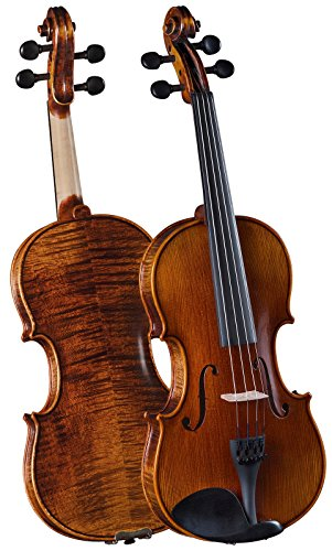 Cremona, 4-String Violin, Natural brown, 4/4 Size (VLNSV588)