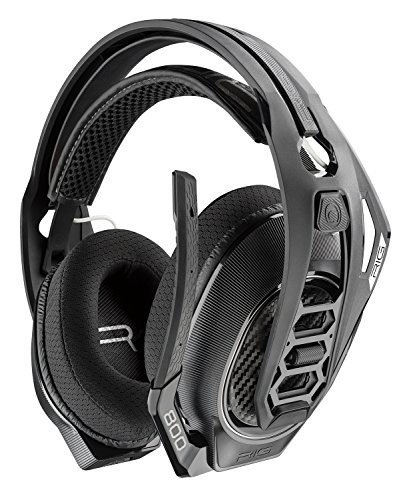 RIG Gaming Headset, RIG 800LX Wireless Gaming Headset for Xbox One with prepaid Dolby Atmos...
