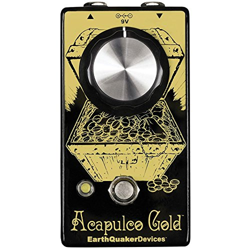 EarthQuaker Devices Acapulco Gold V2 Power Amp Distortion Guitar Effects Pedal