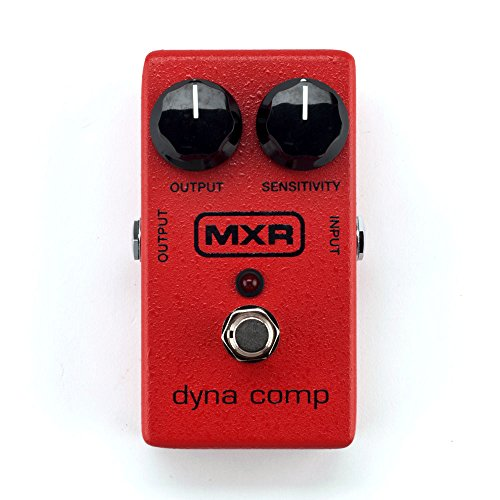 MXR Dyna Comp Guitar Effects Pedal (M102)