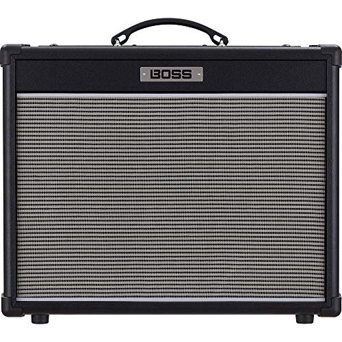 BOSS Guitar Amplifier Cabinet, Black (Nextone Stage)