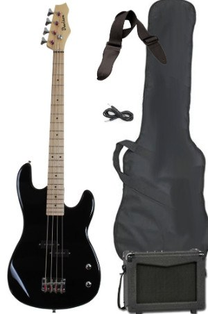 Davison Guitars Electric Bass Guitar Starter Pack