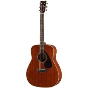 Yamaha FG850 Solid Top Acoustic Guitar