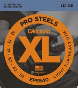 D'Addario EPS540 ProSteels