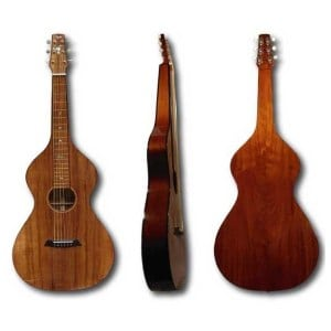 Hawaiian Lap Steel Guitars