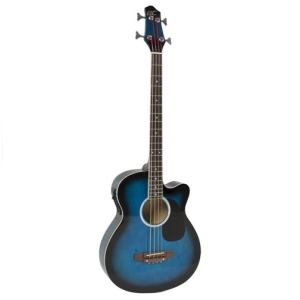 electric acoustic bass guitar