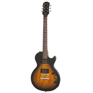 les paul solid body electric guitar