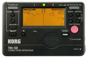 Korg Instrument Tuner and Metronome