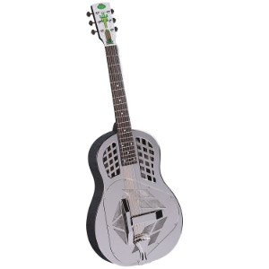 Regal Metal Body Tricone Resophonic Guitar