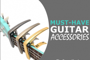 Must-Have Accessories for Electric, Acoustic, Classical & Bass Guitars