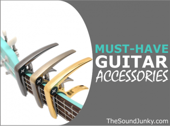 Best Guitar Accessories for Electric, Acoustic, Classical & Bass Guitars