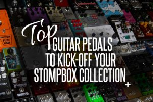 The Best Guitar Effects Pedals in the Most Popular Categories of Stompboxes