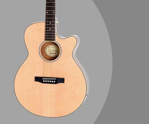 Epiphone's PR-4E Acoustic Electric Guitar Review