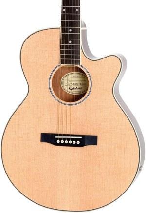 Epiphone PR-4E Guitar up close