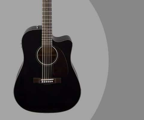 Fender CD-140SCE Beginner Acoustic-Electric Guitar Review