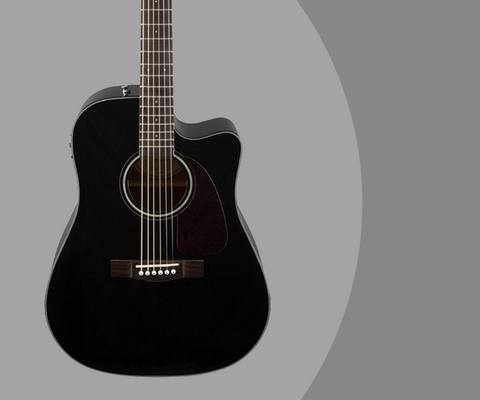 fender cd 140sce review acoustic electric guitar natural. Black Bedroom Furniture Sets. Home Design Ideas