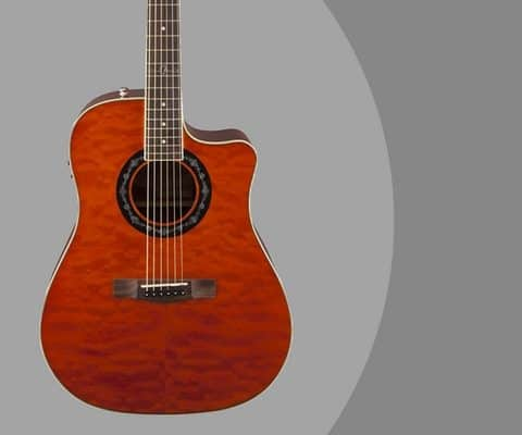 Fender T-Bucket 300CE Cutaway Acoustic-Electric Guitar Review