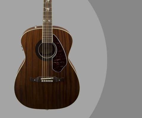 Fender Tim Armstrong Hellcat Acoustic Electric Guitar Review