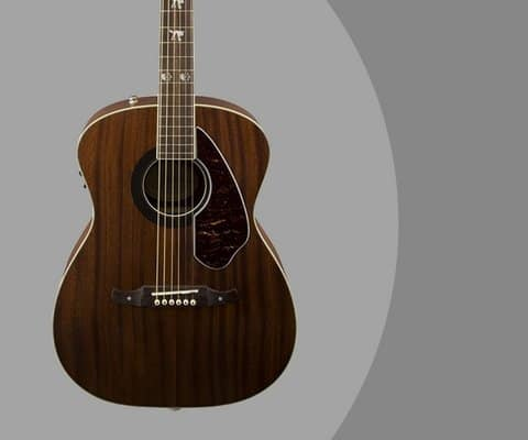 Fender Tim Armstrong Hellcat Review [Epic Acoustic-Electric