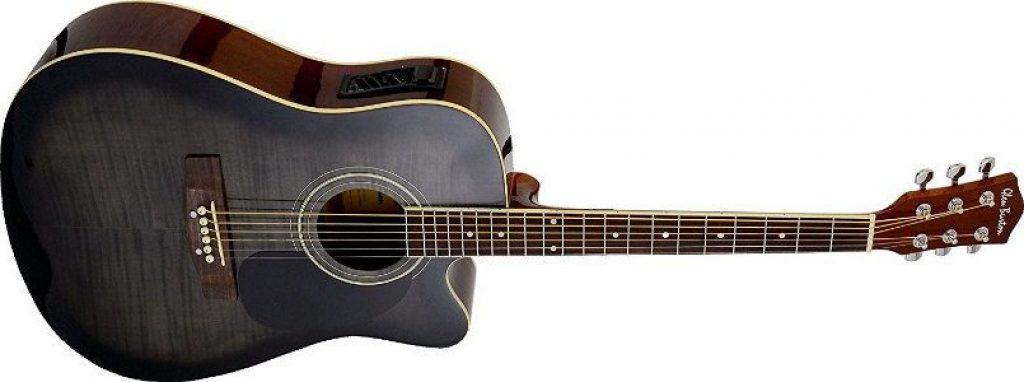 Glen Burton GB150BCO Acoustic Electric Guitar