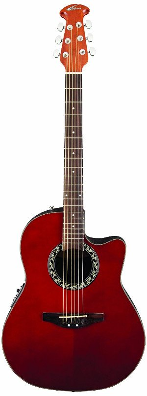 Ovation Applause Balladeer Cutaway Guitar