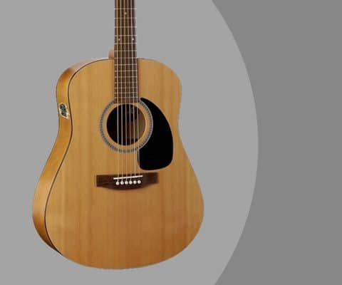 Seagull S6 Original QI Acoustic Electric Guitar Review – Value For Under $500