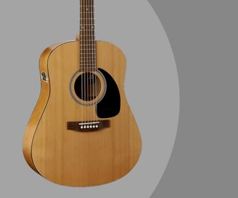 seagull s6 q1 review original acoustic electric guitar for around 500. Black Bedroom Furniture Sets. Home Design Ideas