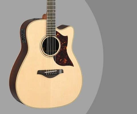 Yamaha A3R A-Series Dreadnought Cutaway Acoustic Electric Guitar Review