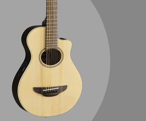 Yamaha APXT2 3 quarter Size Acoustic-Electric