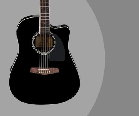 Ibanez PF Series PF15ECE Guitar