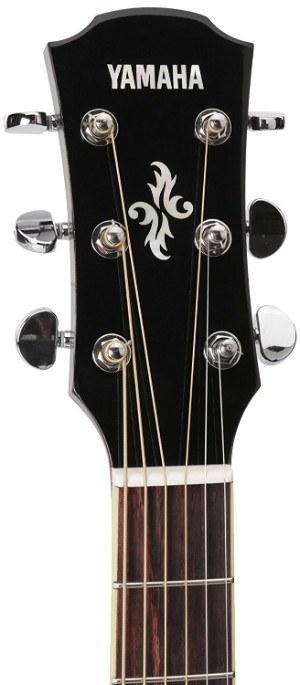 Neck of Yamaha APX 500 Guitar