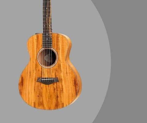 Taylor GS Mini-e Koa Acoustic Electric Guitar Review – All for under $1000