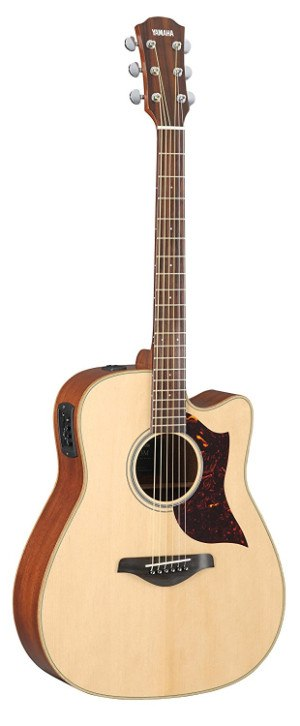 yamaha a3r a series acoustic electric guitar review top quality gear. Black Bedroom Furniture Sets. Home Design Ideas