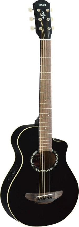 black yamaha apxt2 Guitar