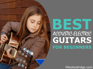 List of Beginners Electric-Acoustic Guitars