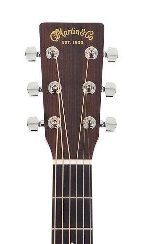 Martin Road Guitar Headstock