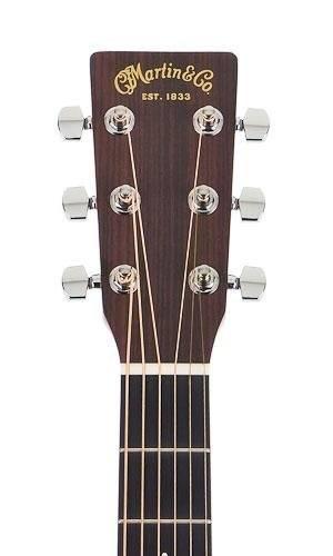 Martin Road Guitar Headstock