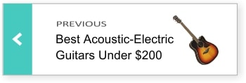 back to electro-acoustics below 200