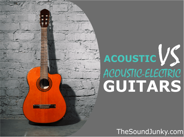Acoustic VS Electric-Acoustic Guitars