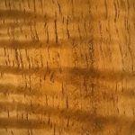 A sample of Koa wood.
