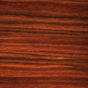 A sample of Rosewood wood.