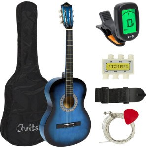 best choice beginner guitar set