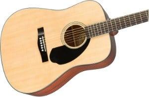 Body of Fender CD-60S