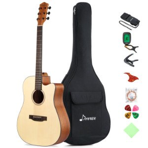Donner DAG-1C guitar bundle