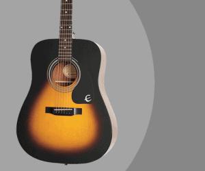Epiphone DR-100 guitar