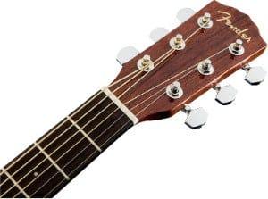 Fender CD-60S Headstock