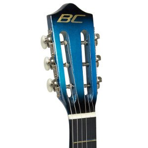 Head stock on Best Choice Products Beginners 38'' guitar