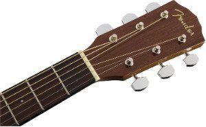 Headstock on Fender CP-60S