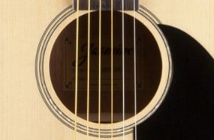 Sound_hole_on_JO36-NAT_J-Series_guitar
