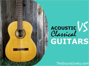 Classical VS Acoustic Guitar: How To Choose The Right One For You